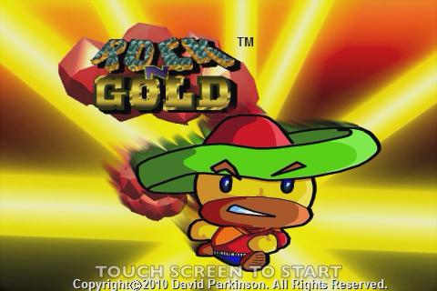 Screenshot Rock 'N' Gold